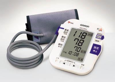 血圧測定、体温測定