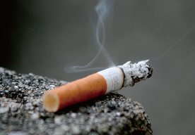 喫煙とがんの関係